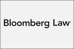 Logo: Bloomberg Law